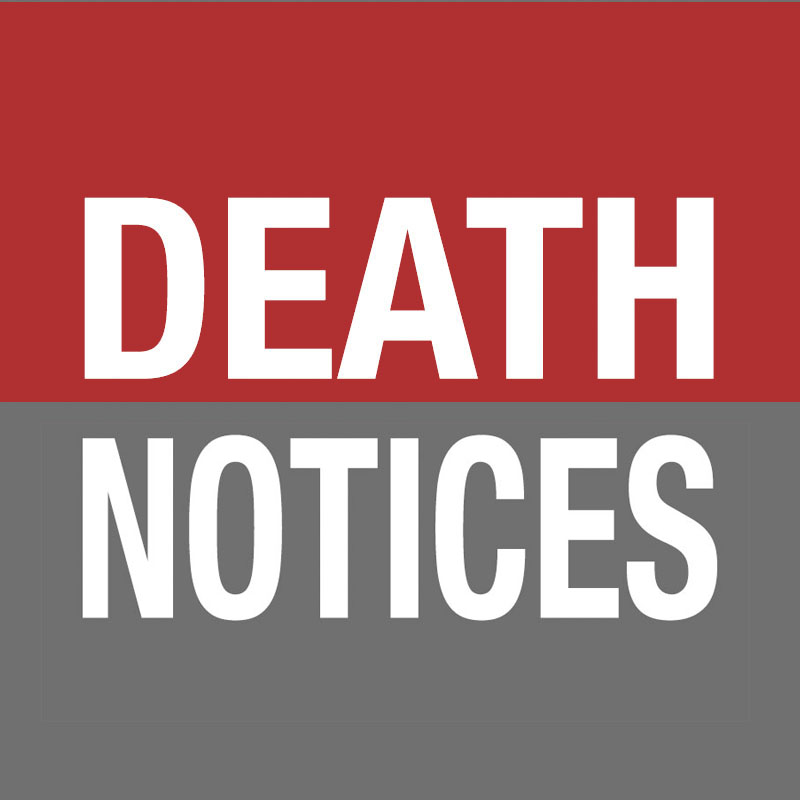 Jan. 14 death notices