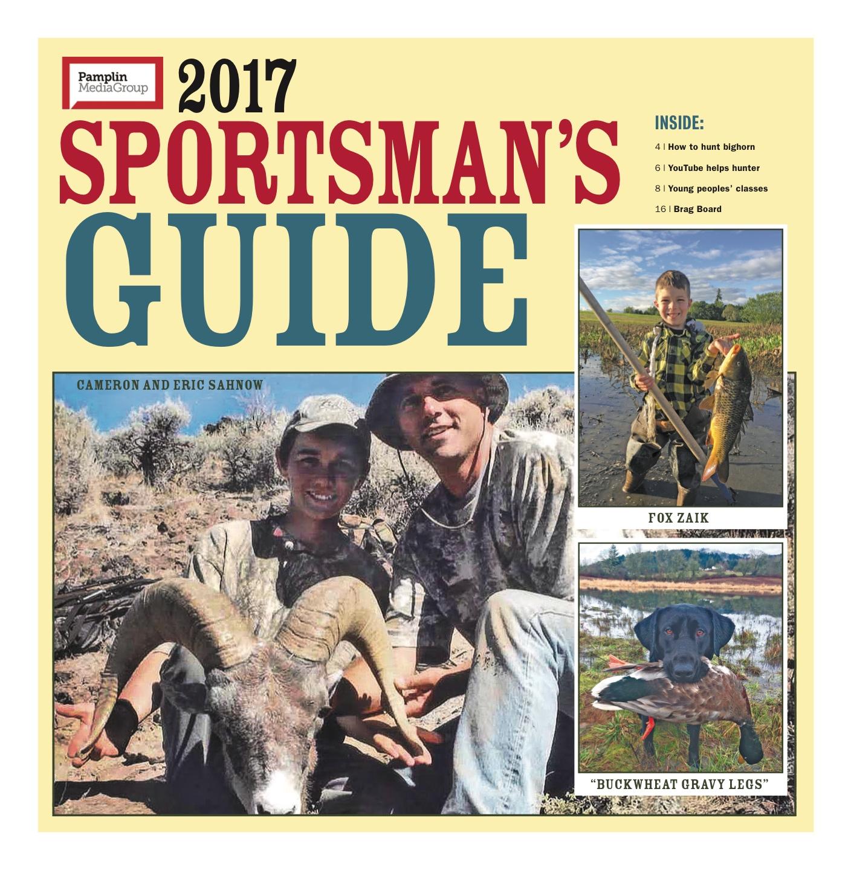 Sportsman's Guide 2017