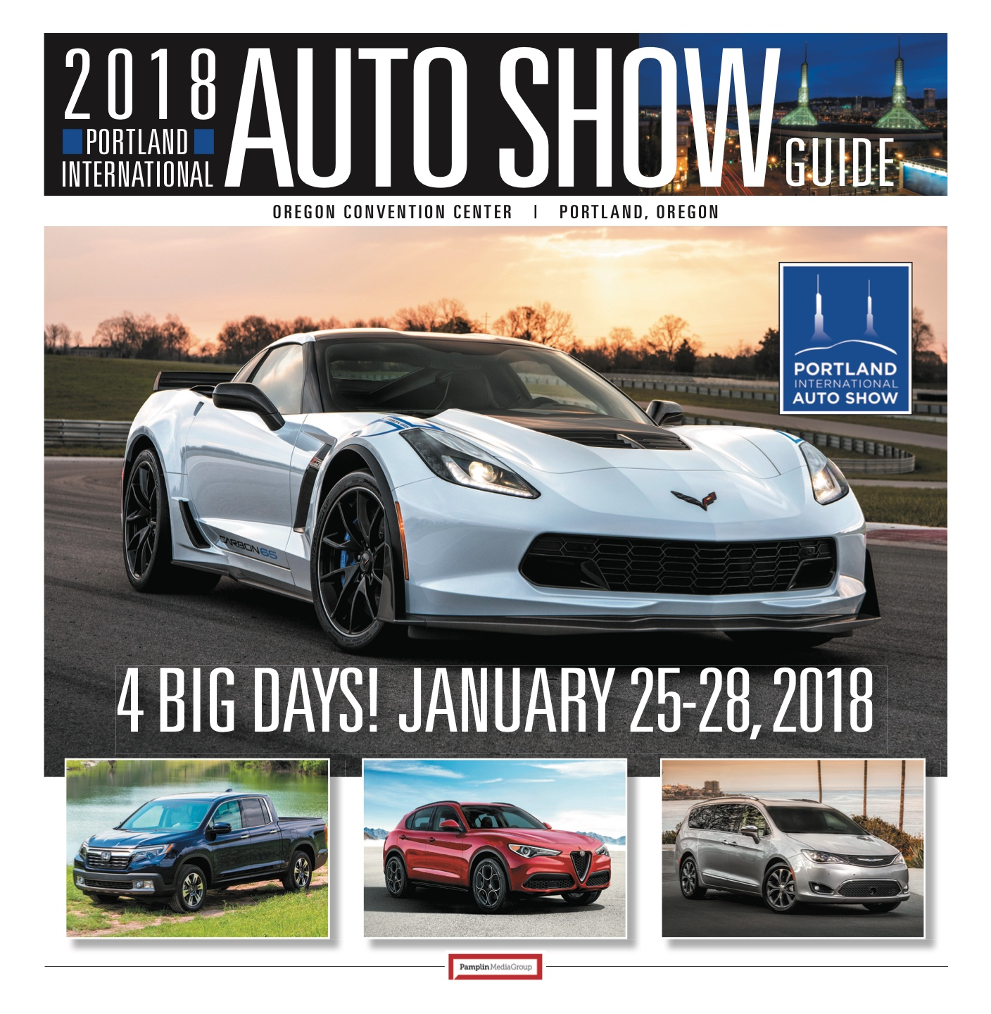 Portland International Auto Show Guide - Portland car show